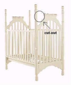 Betsy Crib