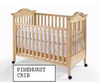 pinehurst crib