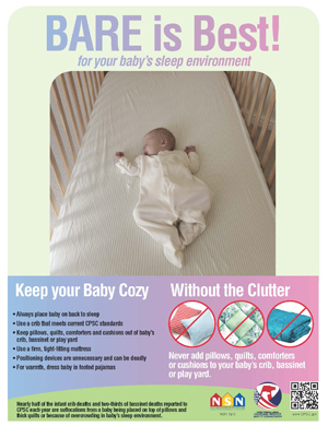 Onsafety Safe Sleep Bedding Pillows Safety And More