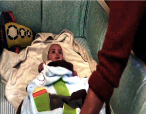"Henry's cluttered crib on the ABC TV Show ""Private Practice"""