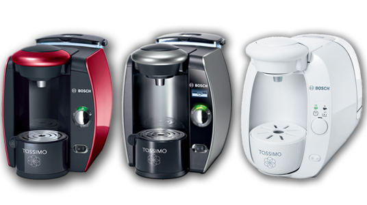 Recalled Tassimo Bosch Single-Cup Coffee Makers