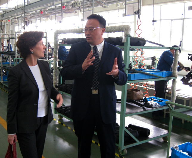 US China Summit ATV Factory and Govt Testing Lab