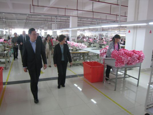 China Factory Tour