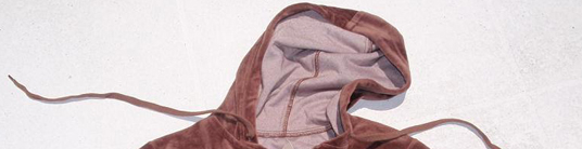 hood drawstring you should not see on your child's clothes
