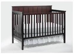 Graco Branded Drop Side cribs