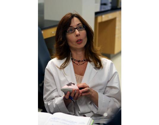 CPSC chemist Joanne Patry