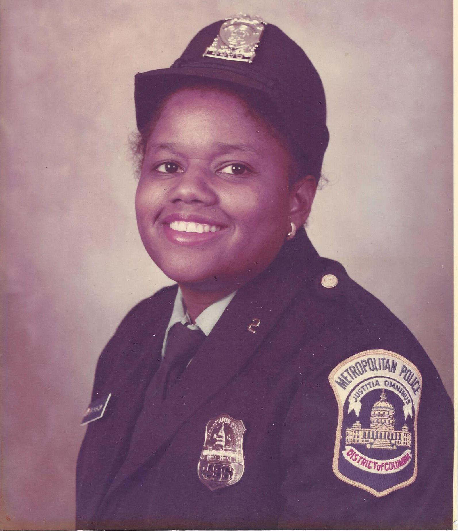 Pamela Chisholm_DC_Police_detective
