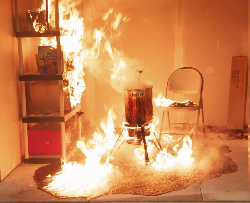 Fire Prevention For Thanksgiving